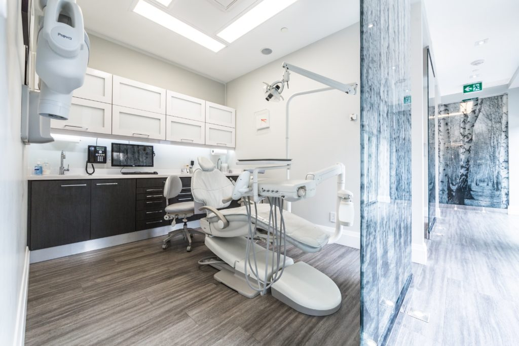 dentists office commercial cleaning