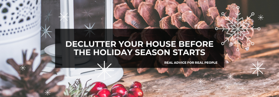 holiday house cleaning tip