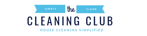 the cleaning club logo