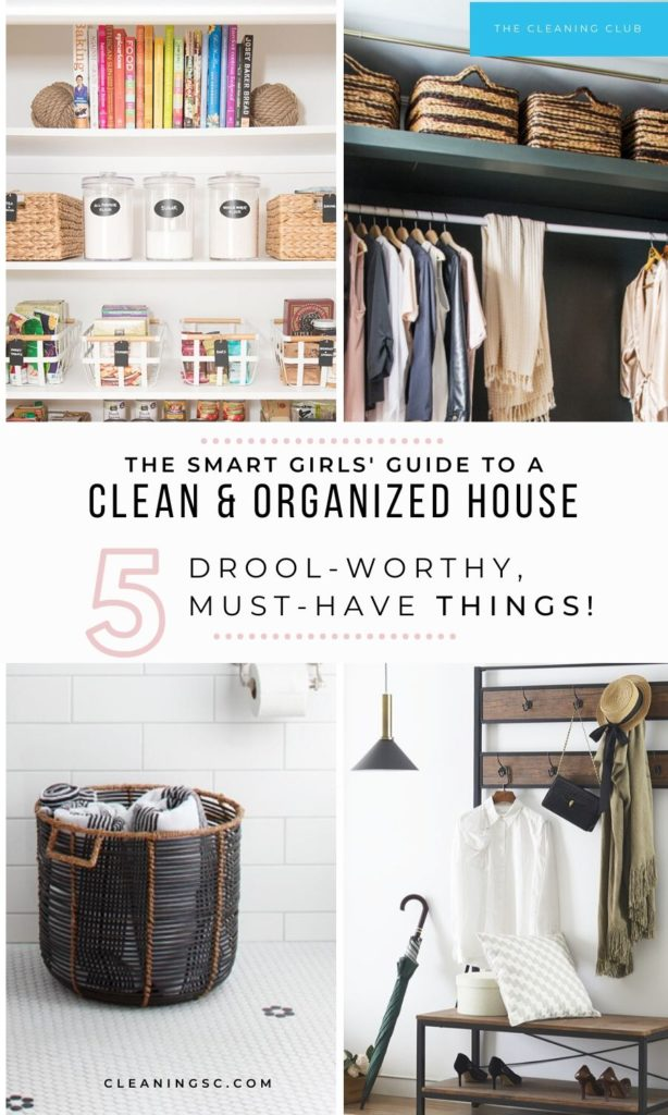 clean and organized house