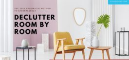 declutter room by room list