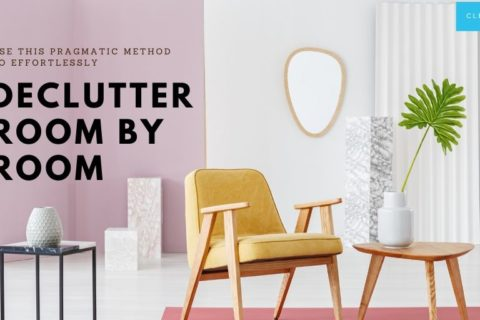 Declutter Your House With  This Refreshingly Pragmatic Method