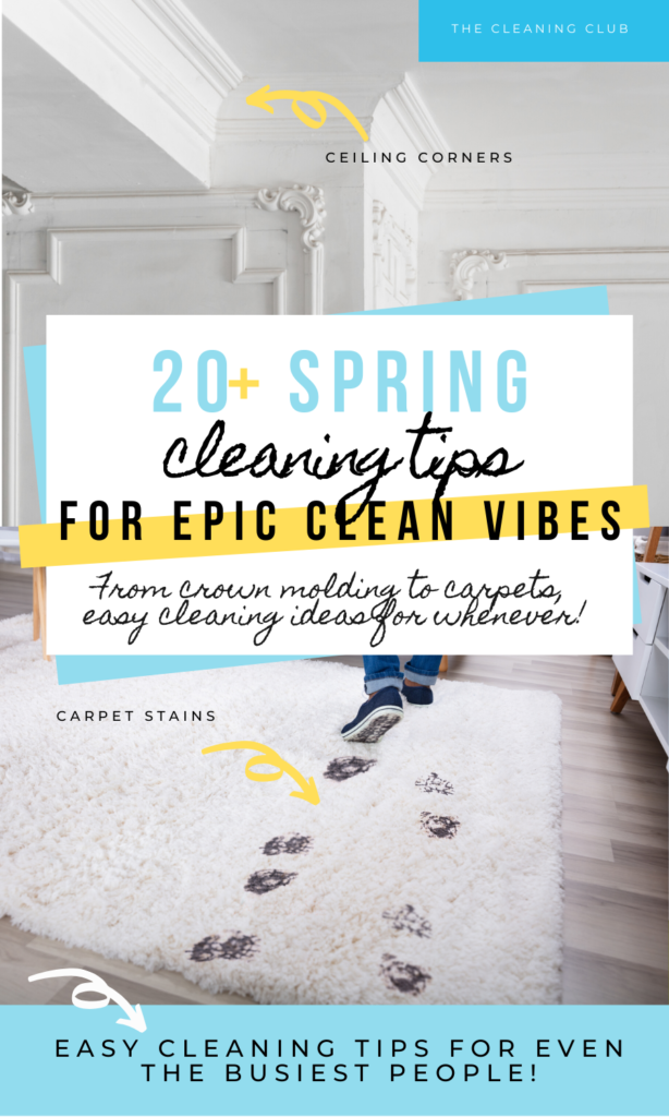 easy spring cleaning tips how to spring clean your house #cleanhouse #cleanhome #clean #cleaningtips