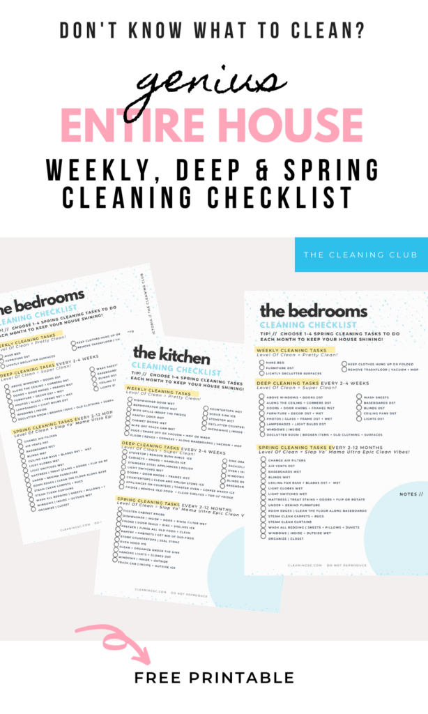simple house cleaning checklist , house cleaning checkilst professional, house cleaning checklist by room, house cleaning checklist spring cleaning, house cleaning checklist for working moms, house cleaning schedule weekly, whole house cleaning checklist, free printable