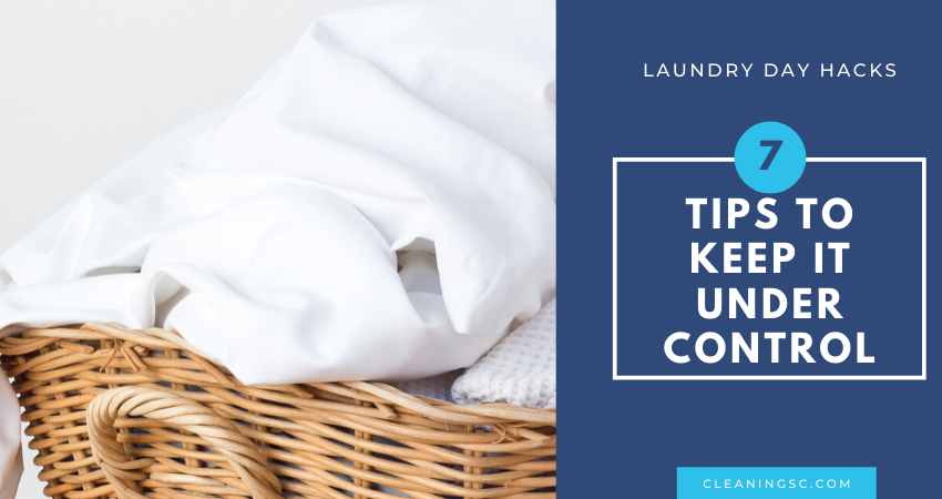 laundry day tips for busy moms