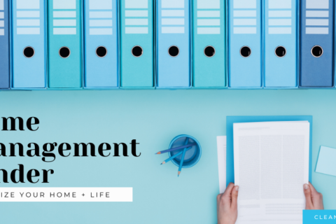 How To Make A Home Management Binder Demystified
