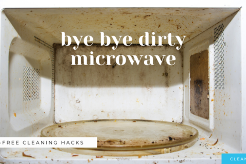 Easily Clean A Microwave With 7 (Steamy) Cleaning Hacks