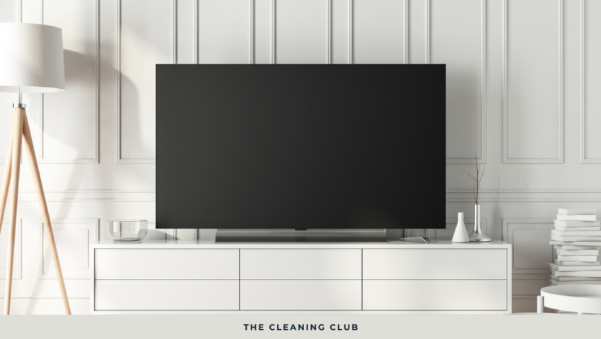 how to clean a flat screen tv, LCD, Plasma